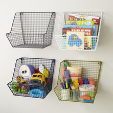 Contemporary Toy Organizers By Crate And Kids