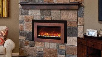 Fireplace Xtrodinair Design Gallery