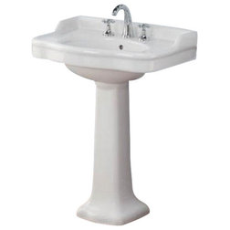 Transitional Bathroom Sinks by Cheviot Products