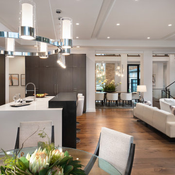 Newport Home - Morning Room/Kitchen/Great Room