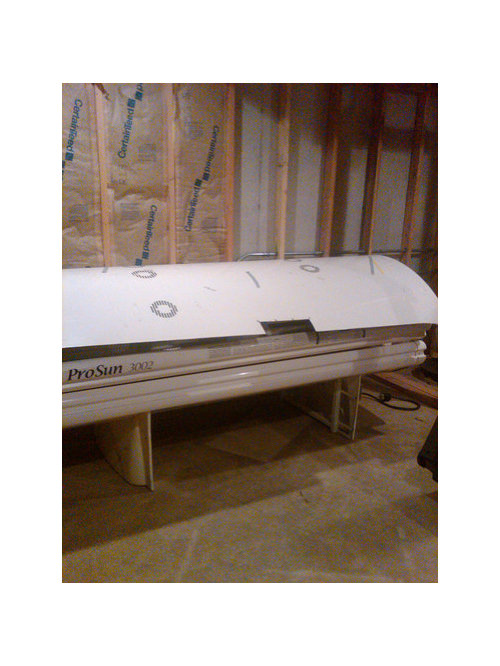 Help with Tanning Bed Electrical Schematics?Houzz