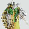 Frank Lloyd Wright Inspires New Fashion Designers