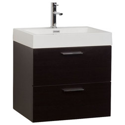 Ideal Modern Bathroom Vanities And Sink Consoles by ConceptBaths