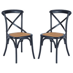 Tropical Dining Chairs by Edgemod Furniture