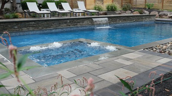 Collection of Concrete Pools
