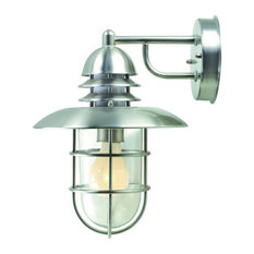 Outdoor Wall-Lamp Stainless Steel, 60W A Type