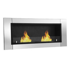 moda flame moda ethanol fireplace indoor fireplaces - Gel Fuel Fireplace