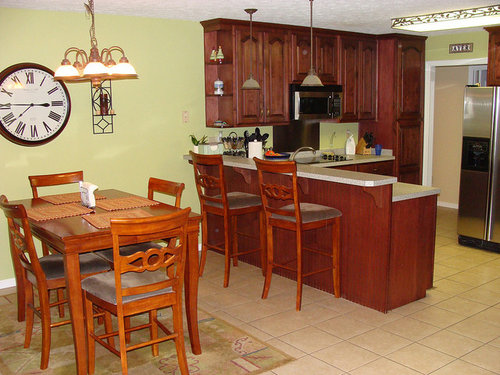 green kitchen cabinets pictures finished kitchen pictures 4002