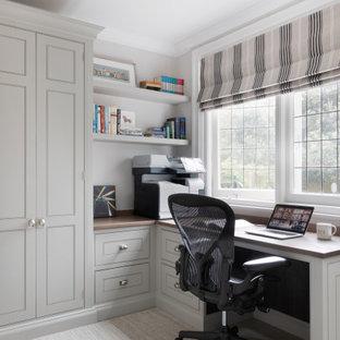 Exempel på ett klassiskt arbetsrum