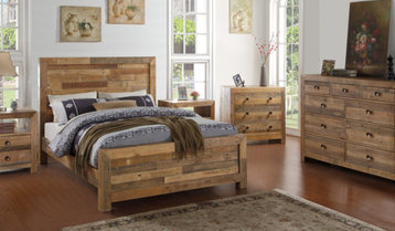 Up to 40% Off Rustic Bedroom Furniture