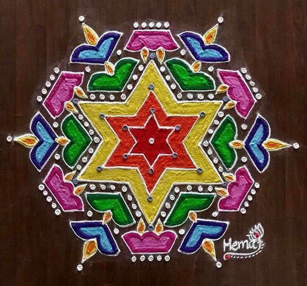 by Hema Kannan - The Lotus Shakti