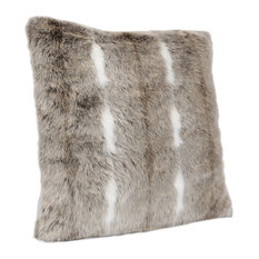 MALINI - Kudo Faux Fur Cushion - Scatter Cushions