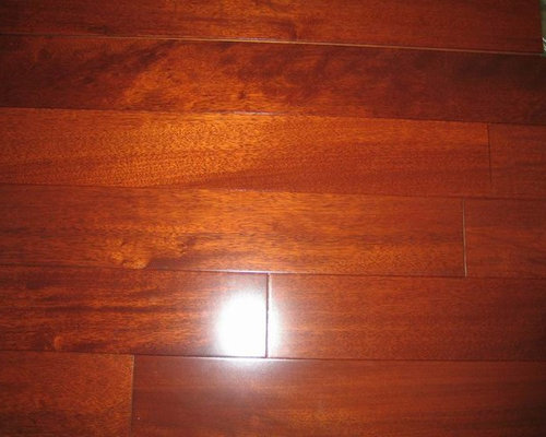 Best Kempas Hardwood Flooring Design Ideas & Remodel Pictures | Houzz