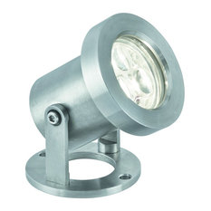 LED Outdoor LED Stainless Steel Spotlight, IP65 Rated