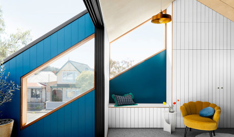 Colour Cure: A Bright & Cheery Extension for a Family of Four
