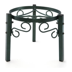 """Goldwell Designs 7.5"""" Metal Counter Stand, Green"""
