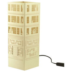 Liberty Ivory Paper Table Lamp