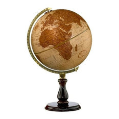 REPLOGLE 35522 LEATHER EXPEDITION Globe