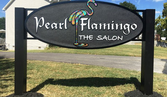 Pearl Flamingo - The Salon