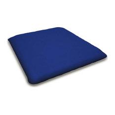 Polywood Seat Cushion, Pacific Blue