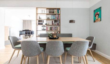 Houzzbesuch: Viel Platz für Ideen zwischen Küche & Kamin
