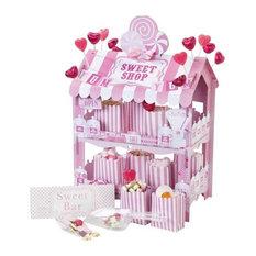 - Stand Candy Bar Rosa Mini - Decoración festiva