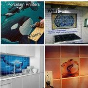Paris Group Inc.  Porcelain Printers Tile & Dishes's photo