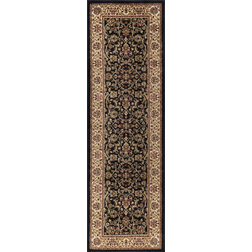 Traditional Hall And Stair Runners by Tayse Rugs