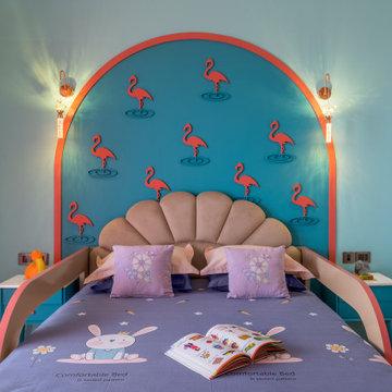 Mahindra Luminare Residence   Jaipur Design Company
