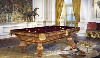 exposition novelty by Brunswick Billiards