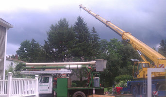 Some of Middlesex Tree Service's work!