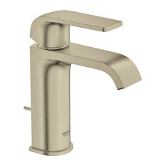 Grohe 23 868 Defined 1.2 GPM Single Hole Bathroom Faucet with Pop-Up Drain Asse