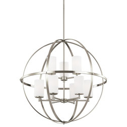 Transitional Chandeliers by ShopFreely