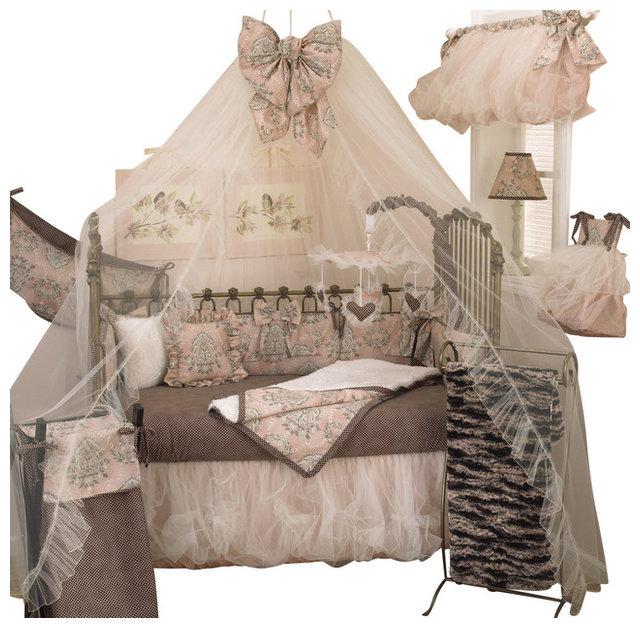 Nightingale 7pc Crib Bedding Set