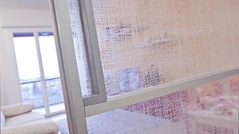 porte in vetro | glass doors