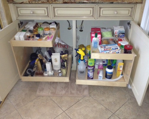 Under Sink Pull Out Shelves   Bathroom Cabinets And Shelves. Under Sink Pull Out Shelves