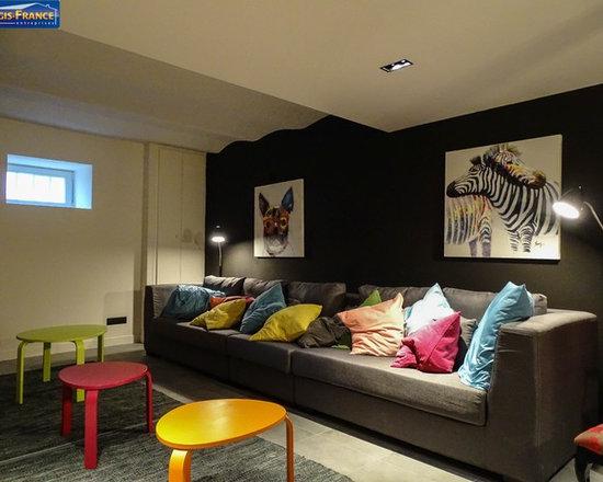 combien coute un sous sol de maison stunning prix garage with combien coute un sous sol de. Black Bedroom Furniture Sets. Home Design Ideas