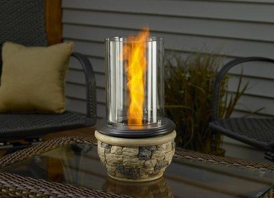 ledgestone tabletop fireplace tabletop fireplaces