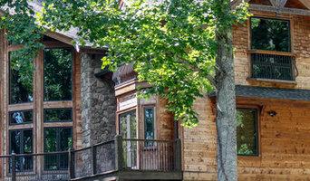 Smoky Mountain Log Homes