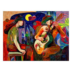 "Tadeo's ""Gypsy Melody"", 24""x18"""