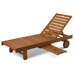 Craftsman Outdoor Chaise Lounges by Furinno