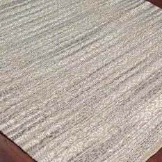 Amer Rugs Inc. - Zola Modern Design Flat-Weave Rug 8'x10' - Area Rugs