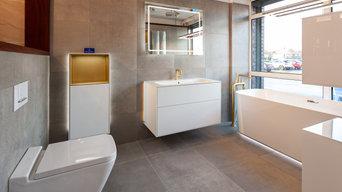 Villeroy & Boch Bathroom Suite In Showroom