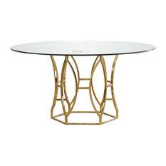 54-inch 5-Piece Round Dining Set