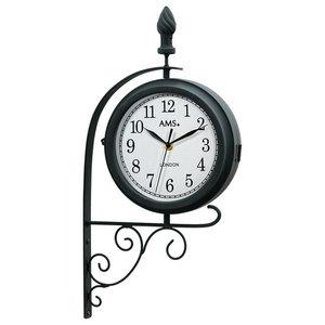Alcyone Station Style Garden Clock
