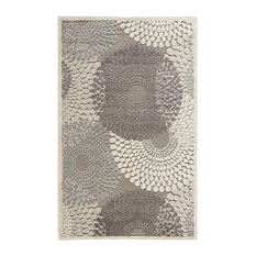 Exceptional Nourison   Graphic Illusions Rug, Gray, ...