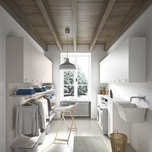spazio lavanderia