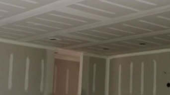 Drywall work I'm doing