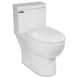 Traditional Toilets by Icera USA