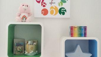 Organising for Baby